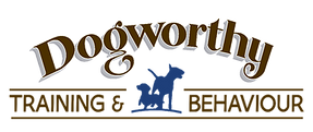 Dogworthy Dog Training Logo