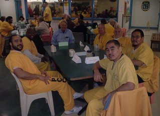 How Does an Inmate Make the Transition?