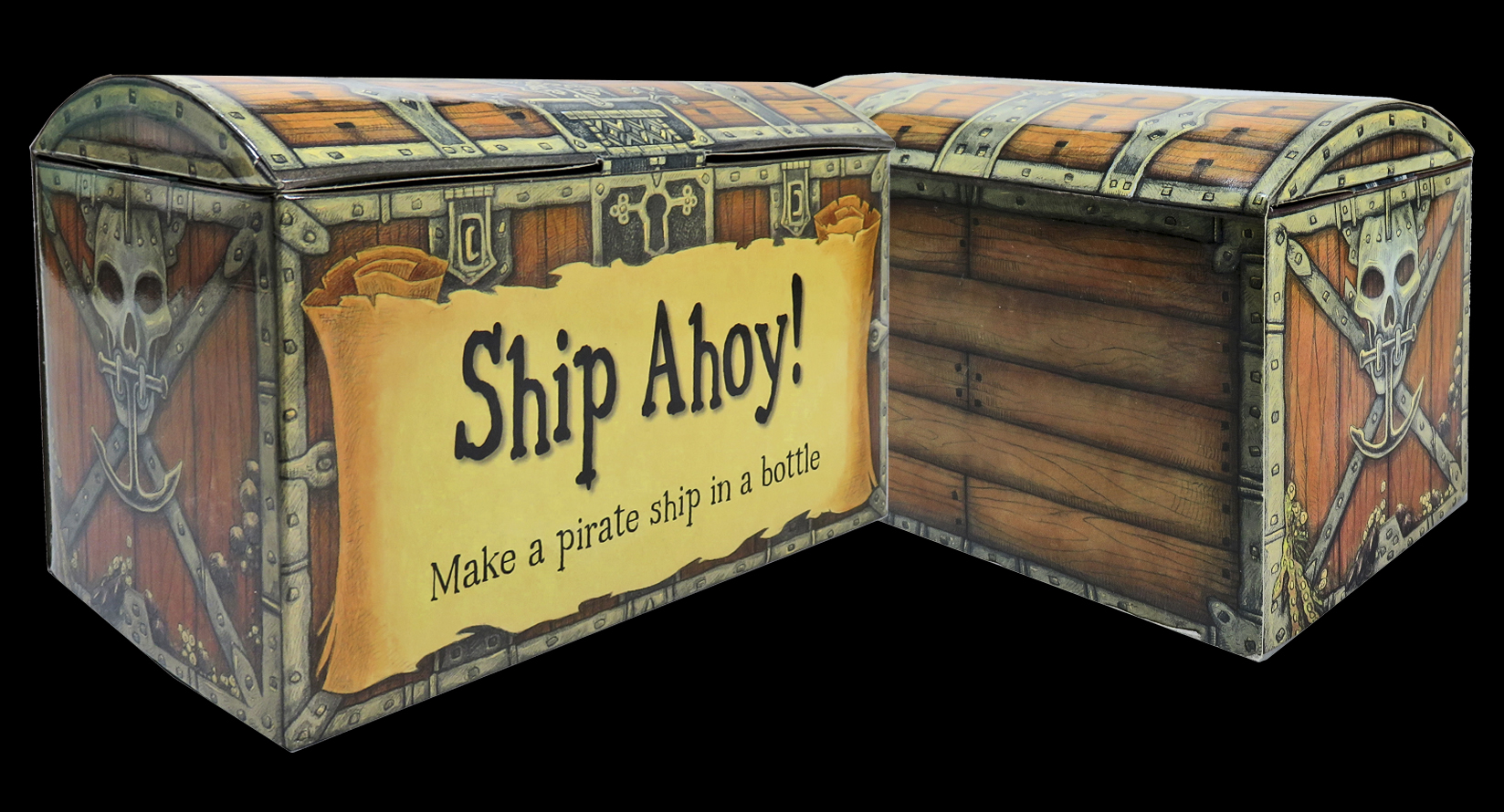 Ship In a Bottle Box