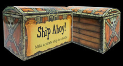 Ship In a Bottle Box