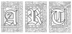 Colouring sheet group
