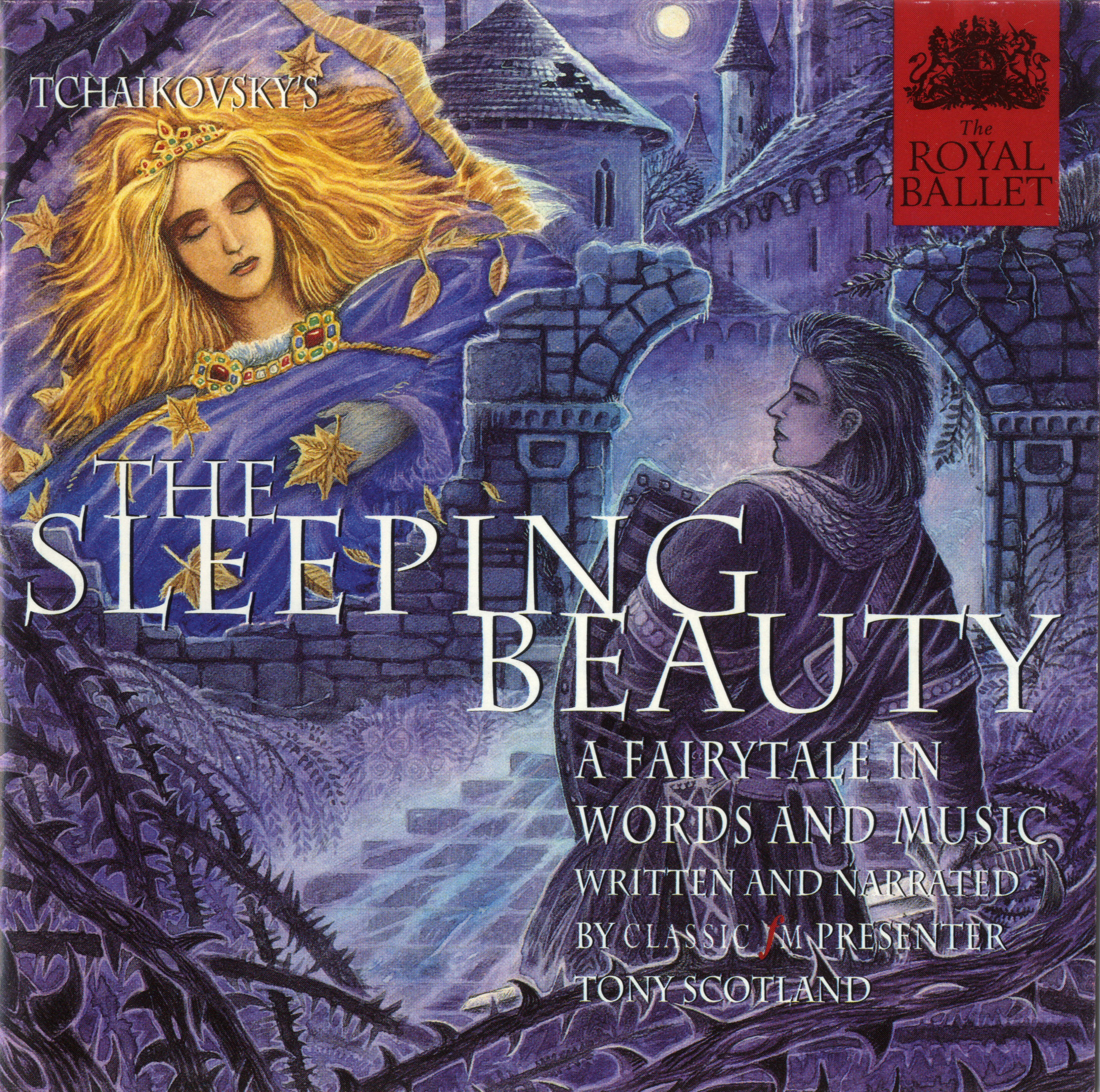 Sleeping Beauty CD Cover