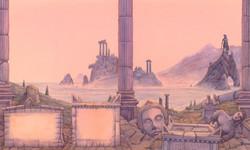 Greek Myths, Title page