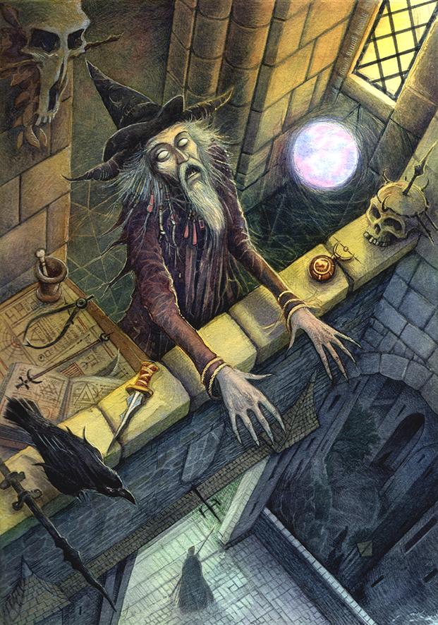 Alchemaic Wizard