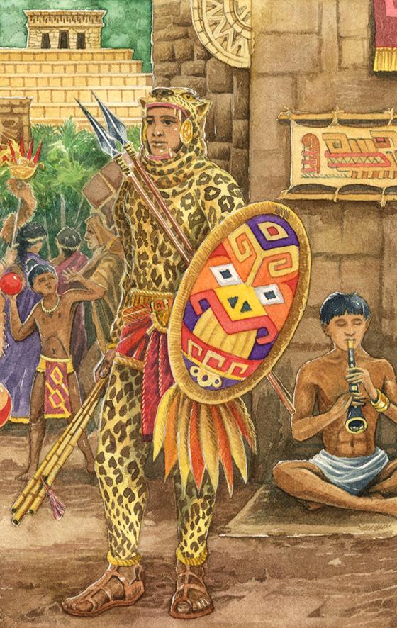 Aztec Boy