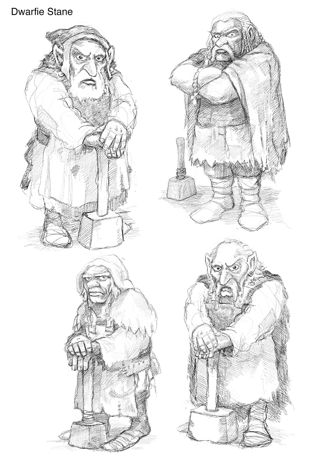 Dwarfie Stane ©HES 2017