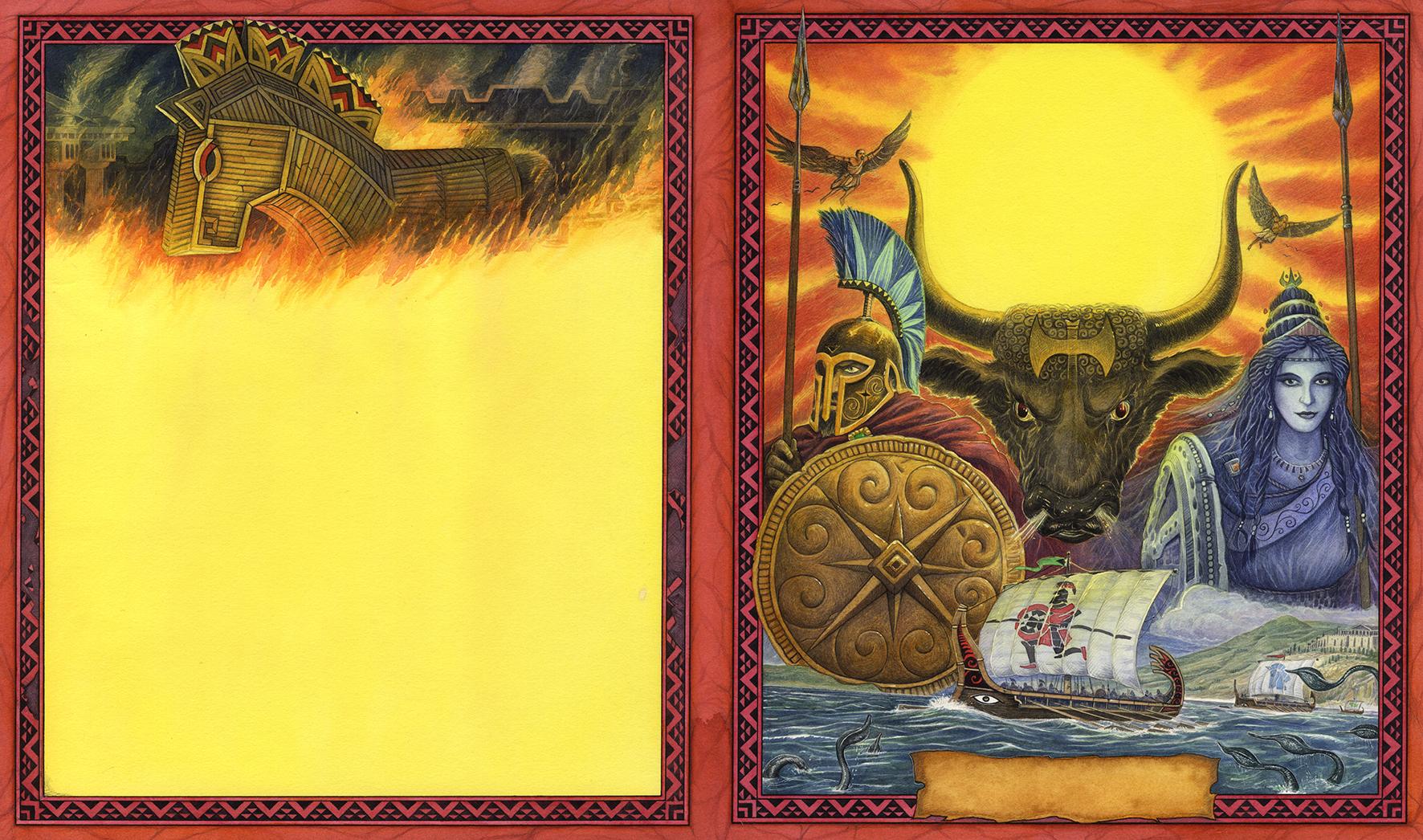 Greek Myths Cover