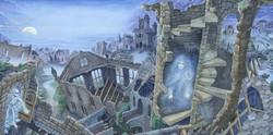 Ghost Train Castle