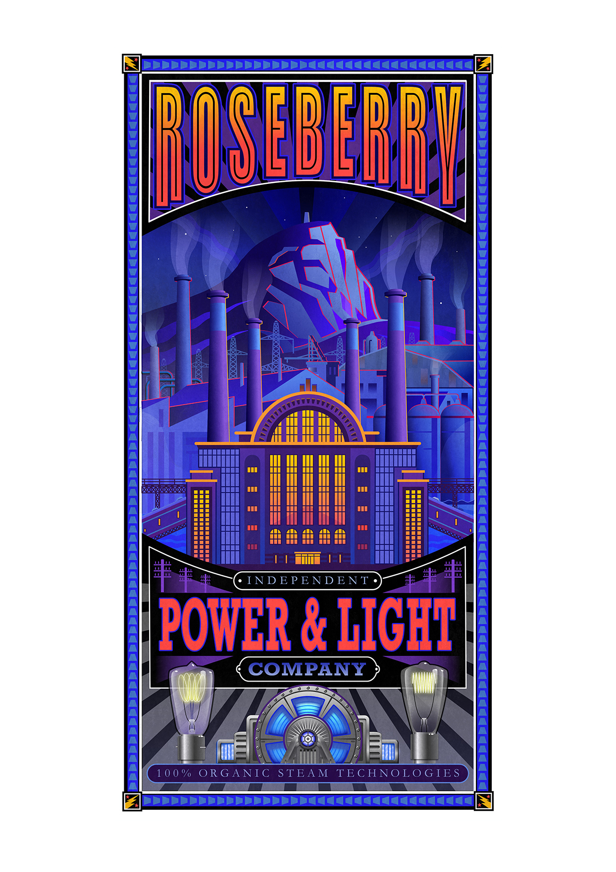 Roseberry Independent Power & Light