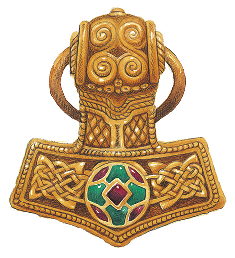 Norse Hammer