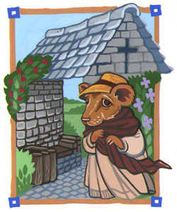 The Mouse and the Lych gate