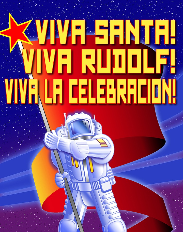 Propaganda Christmas 2010