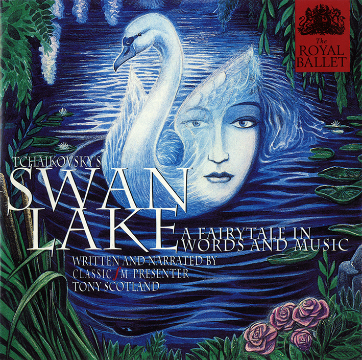Swan Lake CD Cover