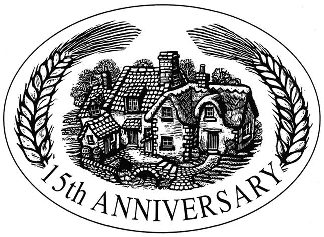 15 Anniversary Logo