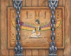 Osiris Box Lid, pop up part.