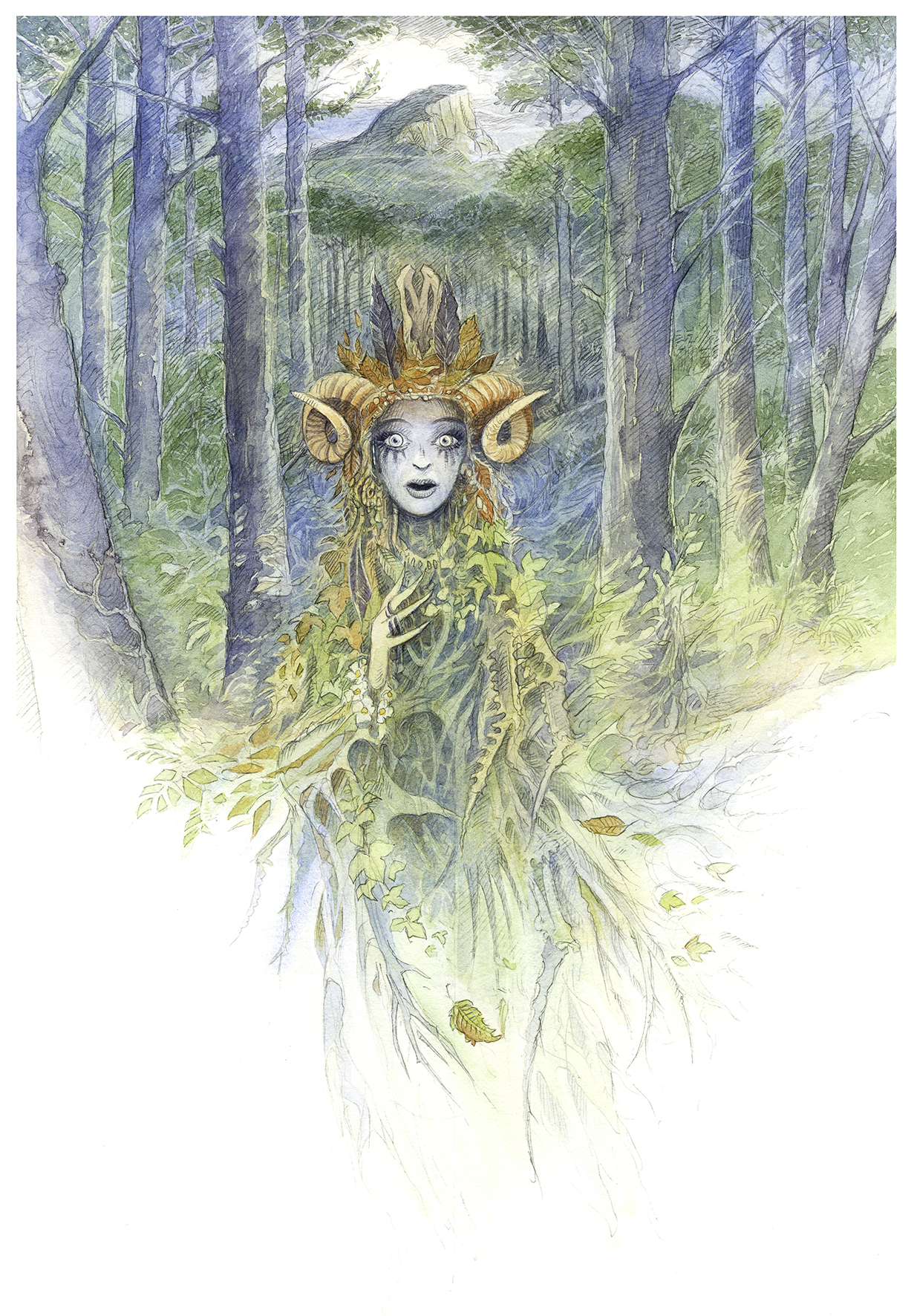 White Witch of Roseberry
