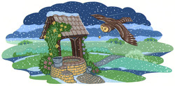 The Owl and wishing well