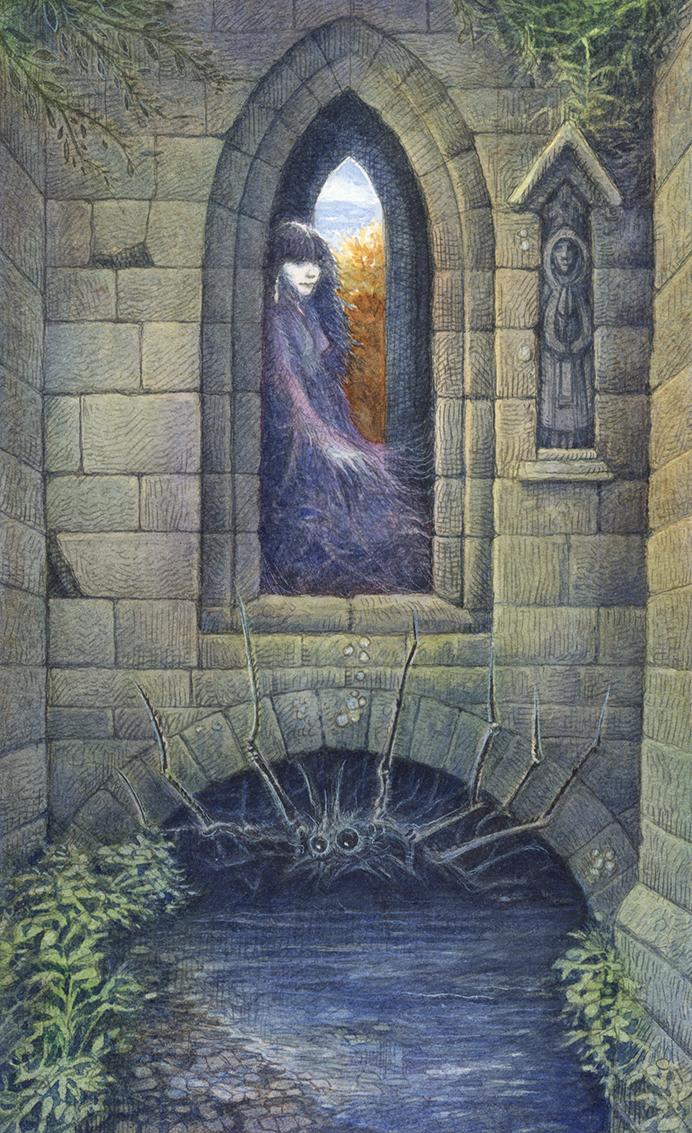 Fountains Window