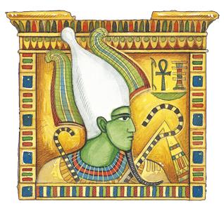 Osiris tile