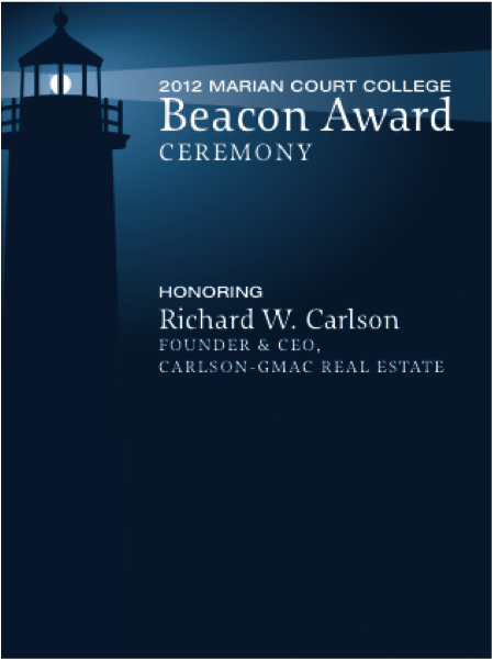 Beacon Awards Logo & Invitation