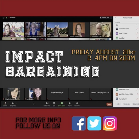 Impact Bargaining 5: Are We There Yet?