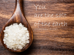 You Are Salt