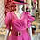 Thumbnail: Pink Peplum Top