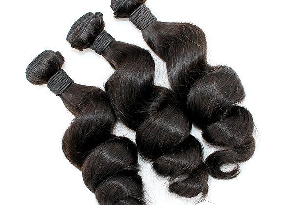 Premium Loose Wave Hair Bundle (wholesale)