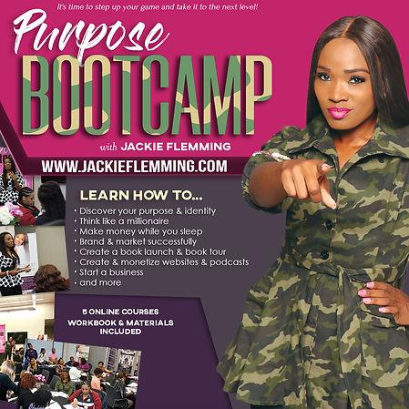 Purpose Bootcamp