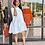 Thumbnail: Puff Sleeve Mini Dress