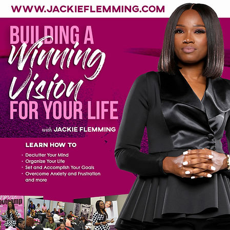 Building A Winning Vision For Your Life