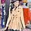 Thumbnail: Tan Peplum Jacket