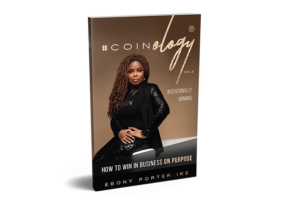 Coinology Vol. 2: How To Win In Business On Purpose
