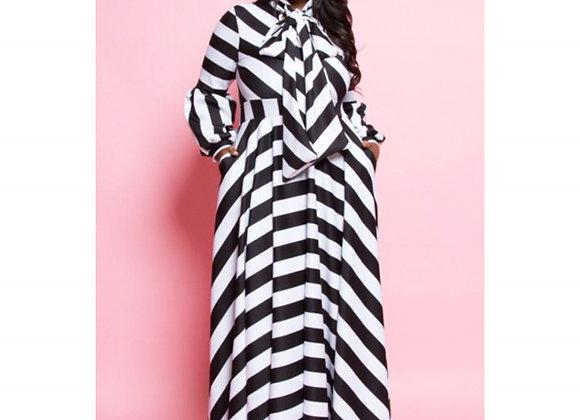 *Plus* Maxi Dress