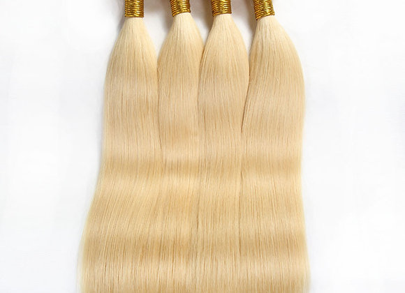 Luxury Straight Russian Blonde #613 (wholesale)