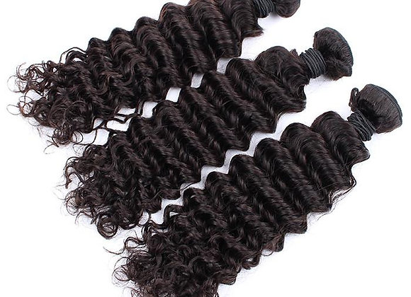 Deep Wave Hair Bundle (Premium)