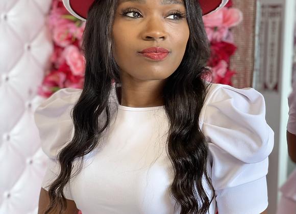 White/Red Hat