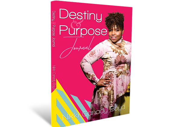 Destiny & Purpose Journal