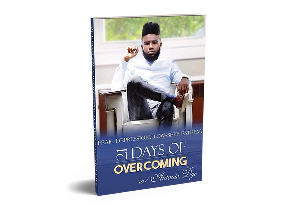 21Days Of Overcoming