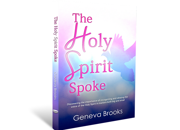 The Holy Spirit Spoke