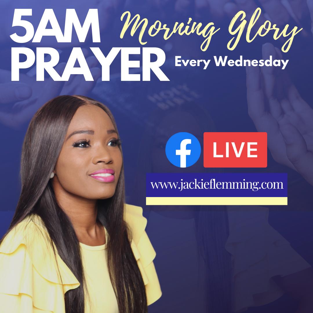 5 AM Prayer