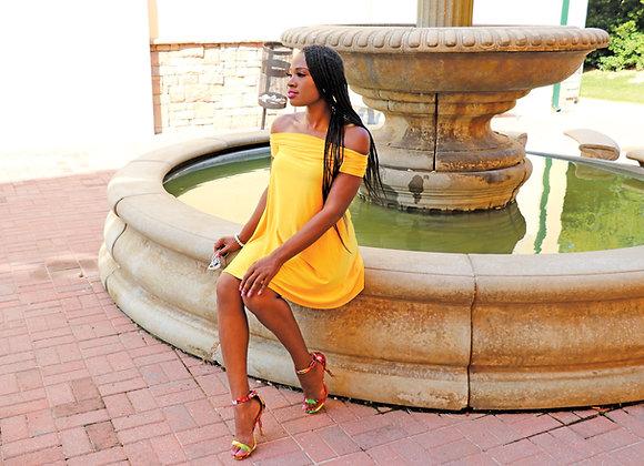 Mango Low Top Dress