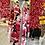 Thumbnail: Pink Army Fatigue Jacket