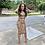 Thumbnail: Leopard body con dress