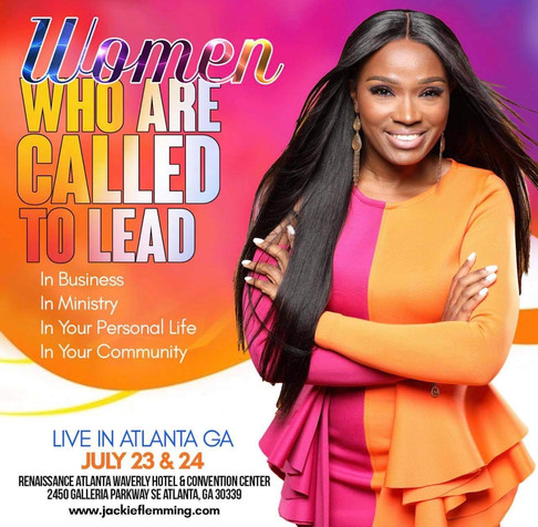Women Who Are Called To Lead