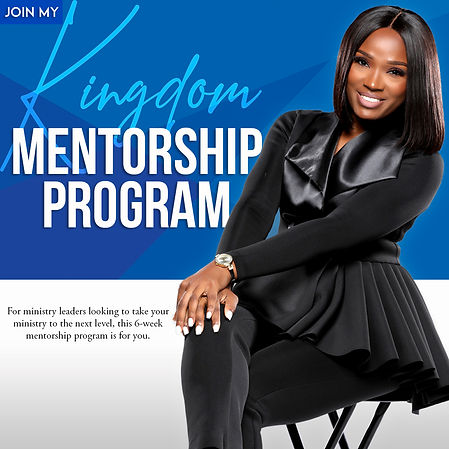Kingdom Mentorship Program
