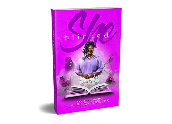 She Blinked: The Book of Me
