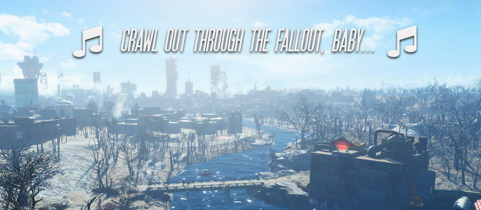 Fallout 4's music shows how pop culture coped with nuclear terror