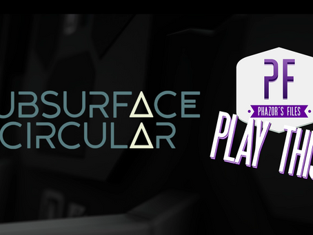 PLAY THIS #002: SUBSURFACE CIRCULAR