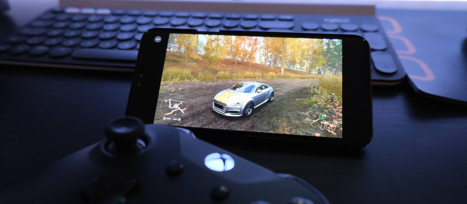 Project xCloud isn't quite there yet, but it's still impressed me